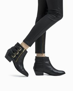 a little obsessed with ankle boots these days.