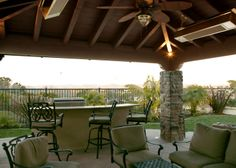 aframe decorating ideas covered deck ideas | designs at cesar s exterior designs we can create virtually any ...