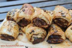 Go Make These Sausage Rolls Immediately!!
