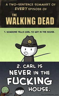 The one thing that really annoys me about TWD...