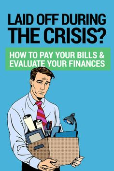 Tips on How to Pay Your Bills and Evaluate Your Finances when faced with a crisis situation - such as suddenly losing your job. Credit Card Points, Marketing Techniques, Money Quotes, Earn Money From Home, Online Earning, Work From Home Moms, Money Saving Tips, Suddenly, Childcare