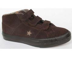 Smart og anderledes Converse sko med velcro. Skoen er velegnet som hverdags og fritidssko