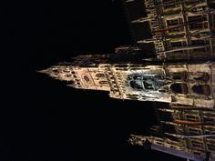 Munich, beautiful night shot.