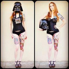Tattoos And Skin Tight Star Wars
