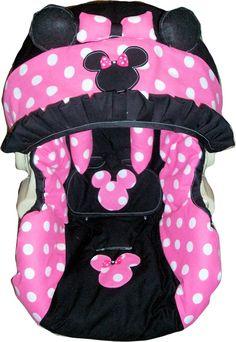 Minnie Car Seat Cover Love It Kinder Wagen Baby Disney My