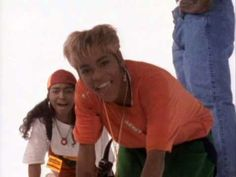 Oh TLC....Songs From The '90s You Grew Up Singing But Shouldn't Have. Videos & fashion are the best.
