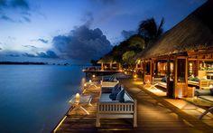 Five-star Conrad Maldives Rangali Island