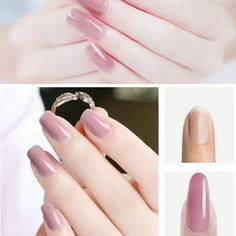 #diy Stay home and have your perfect nails!😍No need to splurge money to a salon! ✅ Takes ONLY 5 minutes 🙅♀️ ✅ 50+ styles to choose from ✅ Change the color and length as you like Gel Nail Kit, Nail Art Kit, Nail Art Hacks, Nail Polish Pens, Nail Brushes, Do It Yourself Nails, Gel Nails At Home, How To Gel Nails, How To Shape Nails