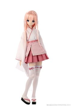 Amane Vulpes Diva ver 1.5: The Beginning of the End 50cm Azone Doll