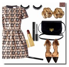 """""""stuff4uand4u  2."""" by goldenhour ❤ liked on Polyvore featuring Chanel, AERIN, Givenchy, RED Valentino, modern, vintage and stuff4uand4u"""