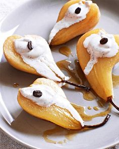 Image result for broiled pear yogurt