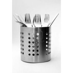Buy Stainless Steel Spoon Stand Online in India - 83514835 - ShopClues.com
