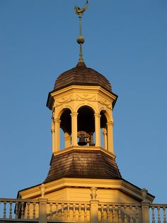 Delaware Old State House Cupola