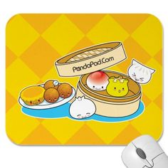 I want the mouse pad.