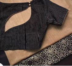 Simple Blouse Designs, Stylish Blouse Design, Blouse Neck Designs, Neckline Designs, Cotton Saree Blouse Designs, Designer Blouse Patterns, Pink, Beautiful, Boat Neck