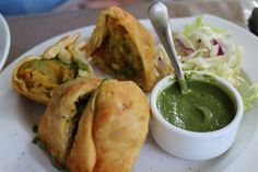 Gorgeous vegetarian samosas - Living in Sin: Tandoori Corner - Lovely Authentic North Indian Food & The Entertainer App Discount Code