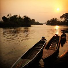 4000 islands. Which one is right for you? Laos. The sunrises and sunsets on Don Dhet are nothing short of breath taking.
