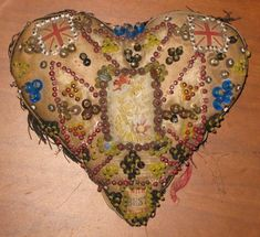 antique pincushion