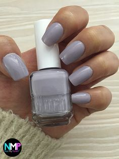 Purple Nail Polish, Nail Polish Colors, Pretty Nails, Swatch, Nail Art, Cosmetics, Beauty, Style, Beleza