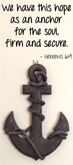 Hebrews 6-19