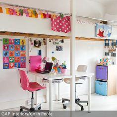 das hochbett | oder, betten und loft - Hochbett Im Kinderzimmer Pro Und Contra Das Platzsparende Mobelstuck