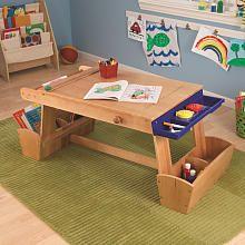 "KidKraft Art Table with Drying Rack - KidKraft - Toys ""R"" Us $160"
