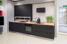 Otvorili sme nové kuchynské štúdio v Podunajských Biskupiciach. Kitchen Cabinets, Interior, Home Decor, Decoration Home, Indoor, Room Decor, Cabinets, Interiors, Home Interior Design