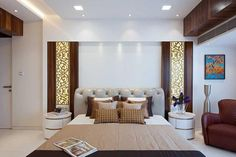 Bedroom Designs - Gaurav Kharkar & Associates