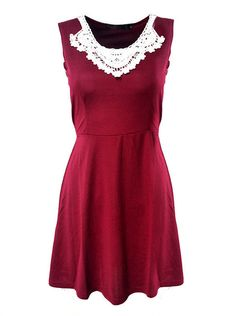 FRONT FLORAL LACE DRESS | Rings & Tings | Online fashion store | Free worldwide delivery | Rings and Things
