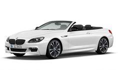 White BMW 2014