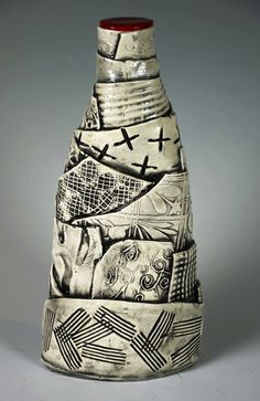 Patchwork Bottle Form