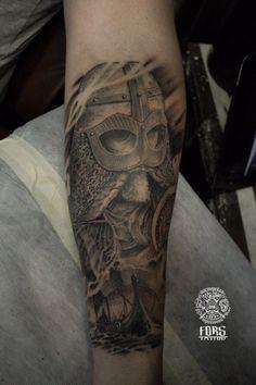 Helmet Tattoo, Tattoo Photos, Tattoos, Style, Swag, Tatuajes, Tattoo, Tattos, Outfits