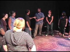 Circle Up: Improv in Every Classroom pt3 Rhythm
