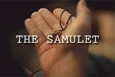 [gif] The Samulet  #Supernatural