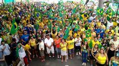 Brasil acordando:Prostestos para salvar o Brasil do Cúmunismo,SãoPaulo,I...