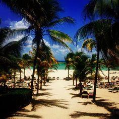 Cancun beach , Caribbean