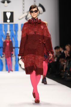 Anna Sui RTW Fall 2012