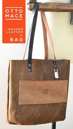 SANTANDER Leather Bag