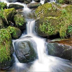 Waterval 2 - Natuur & Landschappen Heavenly Places, Beautiful Waterfalls, Best Vibrators, My Ride, Nature Pictures, Planet Earth, Amazing Nature, Beautiful Places, Landscapes