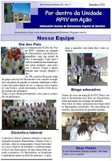 Restaurante Popular do Barreiro: Informativo
