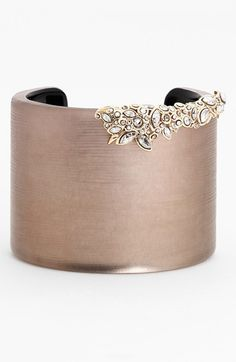 pretty light pink wide cuff