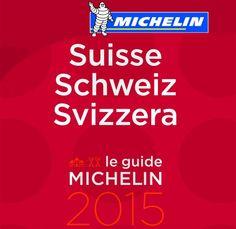 Guía Michelin Suiza 2015