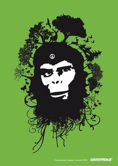 Greenpeace Design Awards 2009