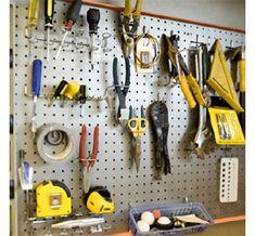 HOME DZINE Home Improvement | Storage ideas for a garage