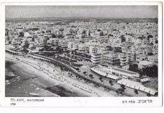 1953 ISRAEL TEL AVIV Beach waterfront by palphot POSTCARD | eBay Tel Aviv Beach, City Architecture, Israel, Paris Skyline, Postcards, City Photo, Ebay, Greeting Card