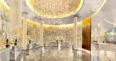 Awesome hotel lobby designs from top interior designers