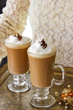 Holiday Recipe:  Hot Amarula Thai Tea