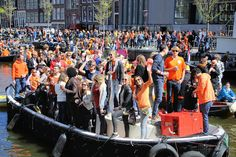 © all rights reserved by B℮n King's Day Dutch: Koningsdag, is the National holiday celebrated with joyful open air festivities on the King's Willem- Alexander birthday, held each year in April in the Netherlands. King's day Amsterdam celebrations are the biggest and the most attractive. More than million people arrive to the city to celebrate this day. Since 1885, while the Netherlands had through generations only female monarchs, this has been the national holiday called Queensday…