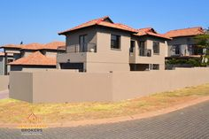 Modern home for Sale at Zimbali Gardens in NorthRiding, 3 bedrooms & bathrooms Modern Homes For Sale, Bathrooms, Gardens, Mansions, Bedroom, House Styles, Home Decor, Decoration Home, Bathroom