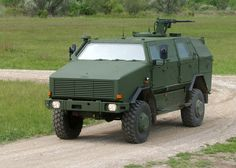 ATF Dingo is based on the popular UNIMOG. It is equipped with a mm and is resistant to automatic gunfire and explosions of mines. Army Vehicles, Armored Vehicles, Mercedes Benz Ml 320, Singapore Armed Forces, Airplane Car, Heavy Truck, Futuristic Cars, Four Wheel Drive, Panzer